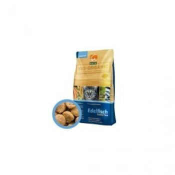 Hrana uscata BIO pentru pisici Adult – Peste – 400 g