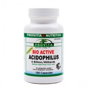ACTIVE ACIDOPHILUS 100 cps 250mg