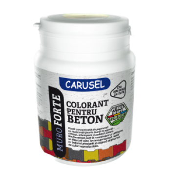 COLORANT PENTRU BETON, Galben, 200 ml
