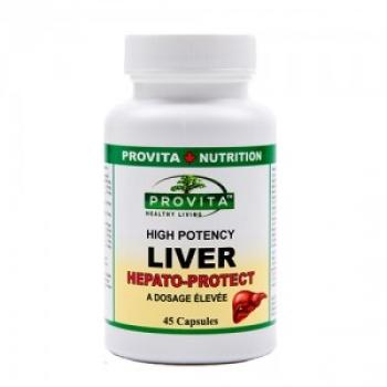 LIVER FORTE HEPATO PROTECT - 45 cps / PROVITA