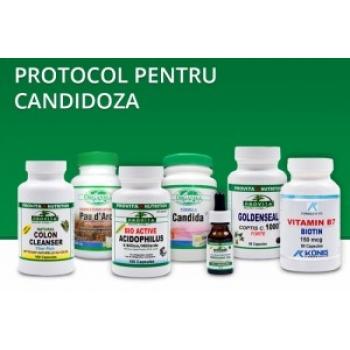 Protocol pentru Candidoza / PROVITA