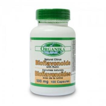 Bioflavonoizi citrici 500mg - 100 cps