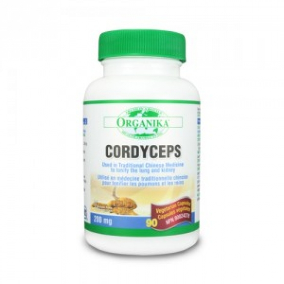 Cordiceps 200 mg - 90 cps