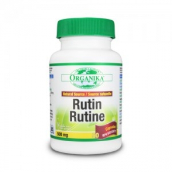 RUTIN (Forte: 500 mg - 50 caps) - 100% Natural - Vitamina P