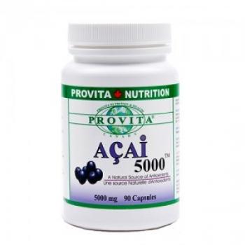 ACAI - Forte 5.000 mg/90 caps Antioxidant Nutritiv