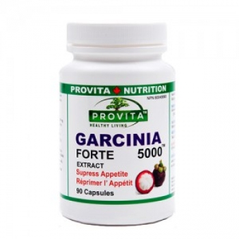 Garcinia 5000 Forte - Ajutor la slabit - 90 cps