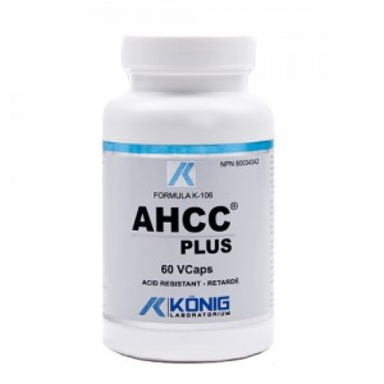 AHCC Plus Forte - Super activator al sistemului imunitar - 60 cps