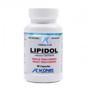 Lipidol cu Chitosan - 60 cps