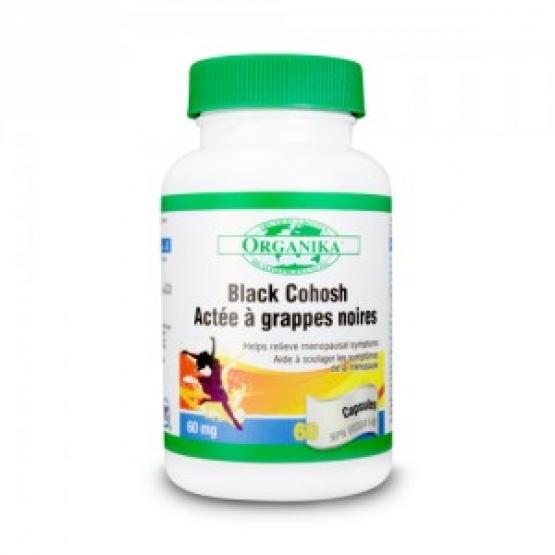 BLACK COHOSH (Actaea Racemosa Standardizata) - 60 capsule