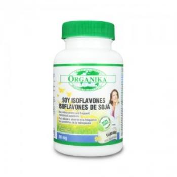 IZOFLAVONE (Izoflavonoizi) 90 cps: GENISTEINA si DAIDZEINA