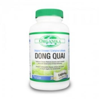 DONG QUAI (Angelica Sinensis) 200 caps.