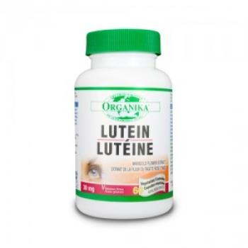 LUTEINA (Lutein) Forte - 30 mg - 60 capsule / Organika