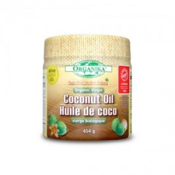 ULEI Virgin din NUCA DE COCOS, 454 g / Organika