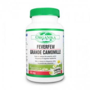 FEVERFEW - 90 capsule: anti-migrena, antinevralgic natural