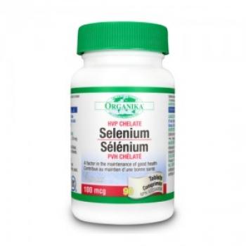 Seleniu Chelatat HVP: minerale chelatinate - Organika