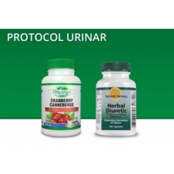 Protocol Urinar - Infectie a sistemului urinar, cistita, pietre / Organika