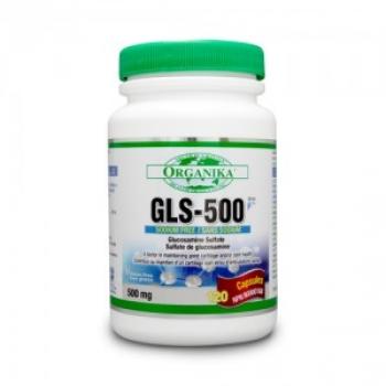 Glucozamina Sulfat GLS-500 - Reducerea durerilor articulare ! -120 cps