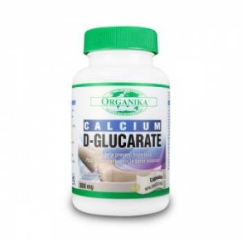 Calciu D-Glucarate 200 mg - 60 capsule