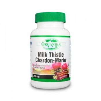 Silimarina - Milk Thistle - 250mg - 90 Capsule / Organika