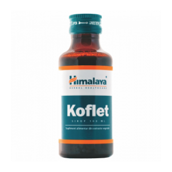 KOFLET SIROP pentru adulti 100ML/Himalaya Herbals