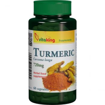 Turmeric (Curcuma) 720mg - 60 capsule