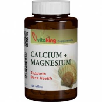 Calciu-Magneziu 500/250 - 100 capsule