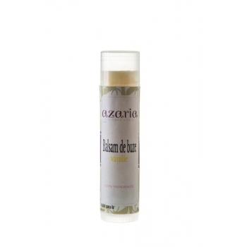 Balsam de buze cu vanilie si miere - 6ml - Azaria