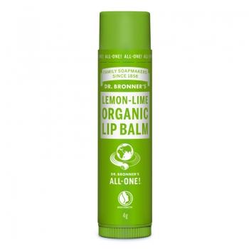 Balsam de buze organic cu Citrice si Lime, 4 grame
