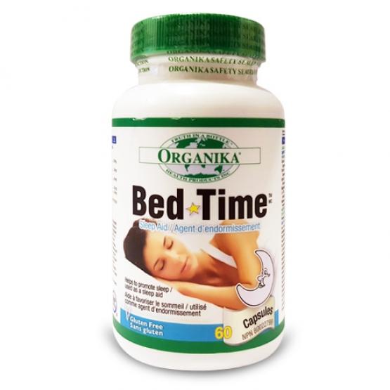 Bed Time Insomnia (Herbal Insomnia) – 60 capsule