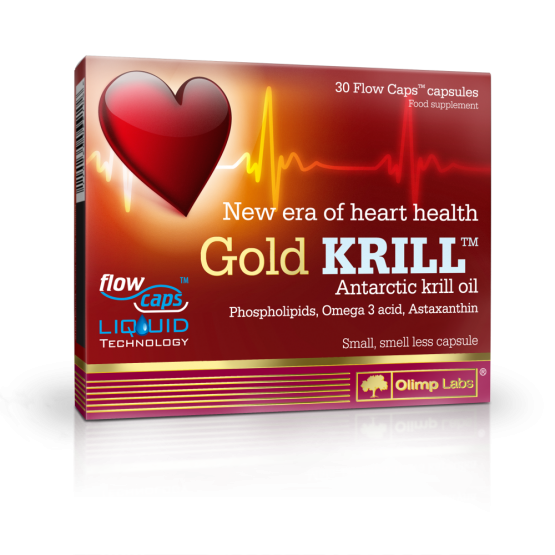 Gold Krill 30 cps - Olimp Labs