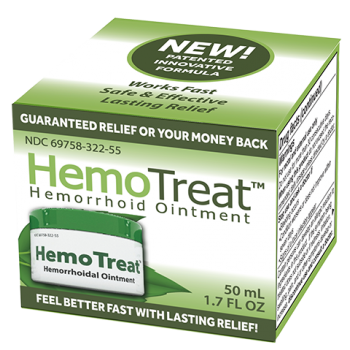HemoTreat H Unguent Hemoroizi 50ml GLOBAL TREAT