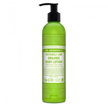 Lotiune Organica de Patchouli si Lime, 236 ml