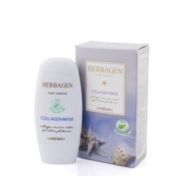 Masca cu colagen marin si spirulina platensis- Herbagen