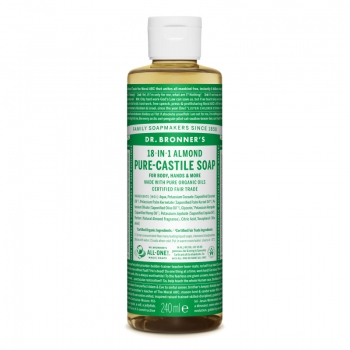 Sapun lichid de Castilia 18-in-1 Migdale, 240 ml