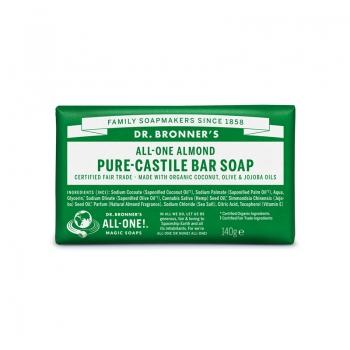 Sapun solid de Castilia, aroma Migdale 140g