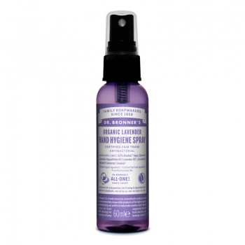 Spray de maini dezinfectant – LAVANDA – 59 ml