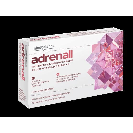 Adrenall Mindbalance, 30 capsule