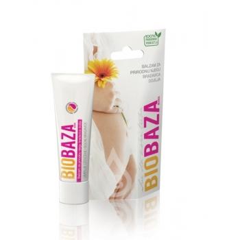 Balsam natural pentru mameloane, 35 ml - BIOBAZA MAMA