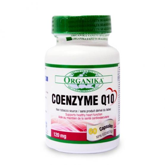 Coenzima Q10 – 120 mg – 60 capsule: scânteia vieții