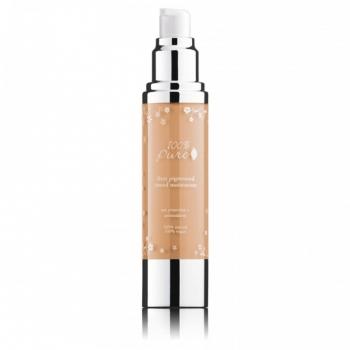 Crema hidratanta nuantatoare cu antioxidanti, Sand - 100 Percent Pure Cosmetics