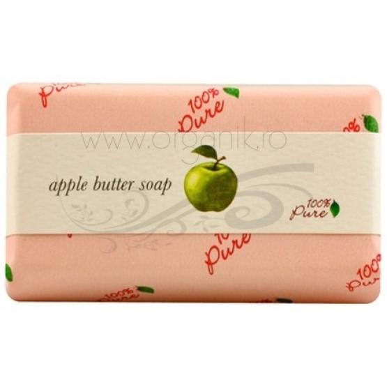 Sapun fin si cremos cu mere, Apple Butter - 100 Percent Pure Cosmetics
