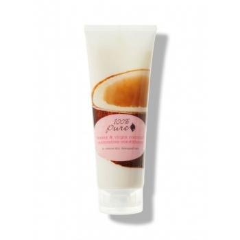 Balsam de par restructurant cu miere si ulei din nuca de cocos - 100 Percent Pure Cosmetics…