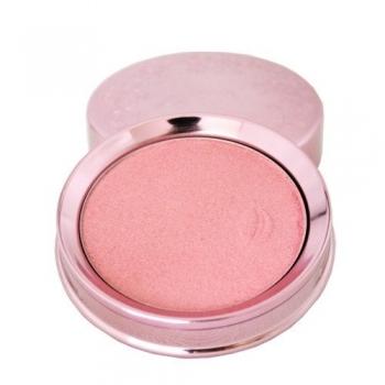 Pudra de fata iluminatoare cu pigmenti din fructe, roz-sampanie - 100 Percent Pure Cosmetics…