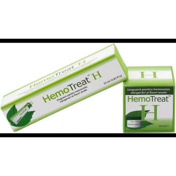 HemoTreat H Unguent Hemoroizi 25ml GLOBAL TREAT