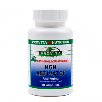 HGH-Activator anti aging – hormonul tinereții  - 60 cps