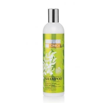 Sampon pentru stimularea cresterii parului Hair Growth Miracle, 400ml - Natura Estonica…
