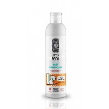 Spumant de baie organic pentru copii 0+, cu salvie si nalba 250 ml - Little Siberica