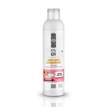 Balsam de par natural pentru copii 1+, pieptanare usoara, 250 ml - Little Siberica