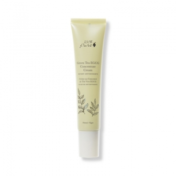 Crema concentrata antioxidanta Green Tea EGCG - 100 Percent Pure Cosmetics