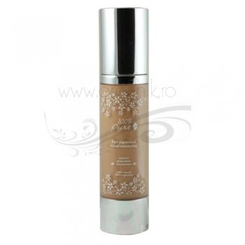 Crema hidratanta nuantatoare cu antioxidanti, Golden Peach - 100 Percent Pure Cosmetics…
